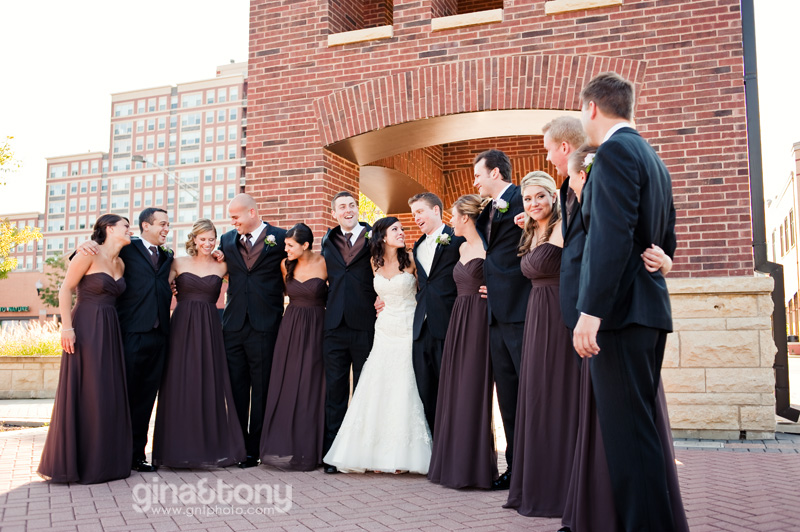chicago wedding photographers, the cotillion wedding, palatine wedding, chocolate brown and plum wedding, arlington heights wedding photo