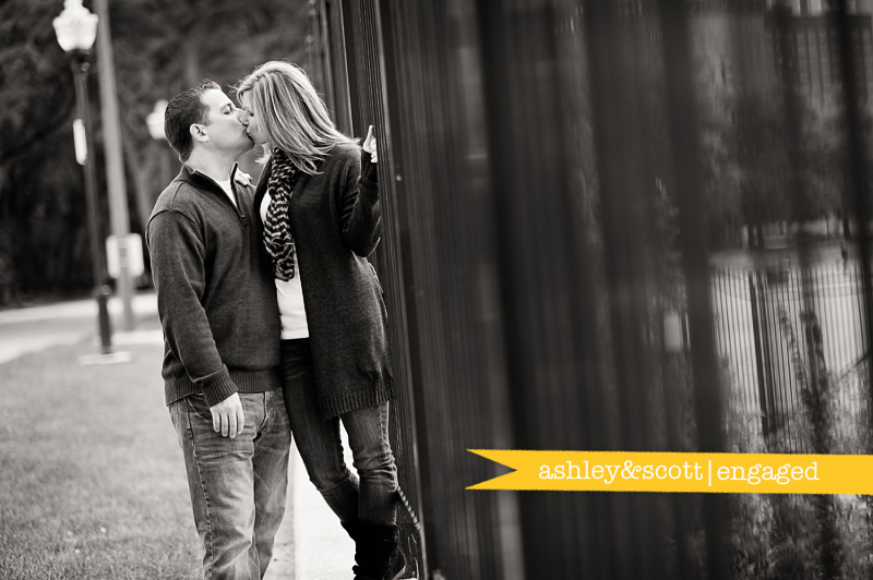 chicago engagement photos, chicago wedding photographers, pfc milton olive park engagement session, chicago skyline engagement photos