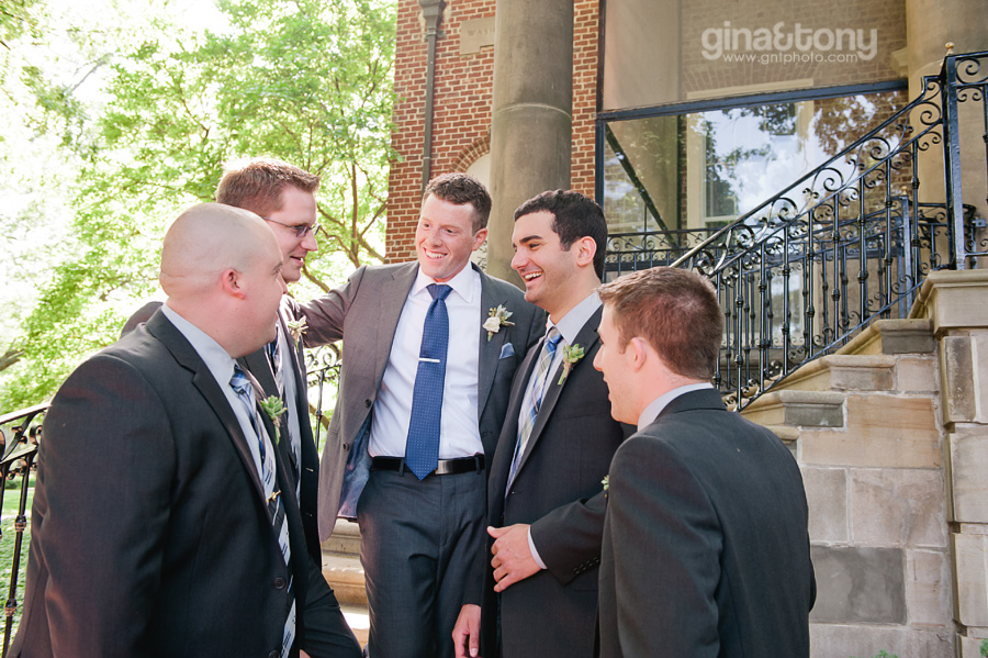 Michelle Amp Eric Married Cantigny Golf Club Wheaton
