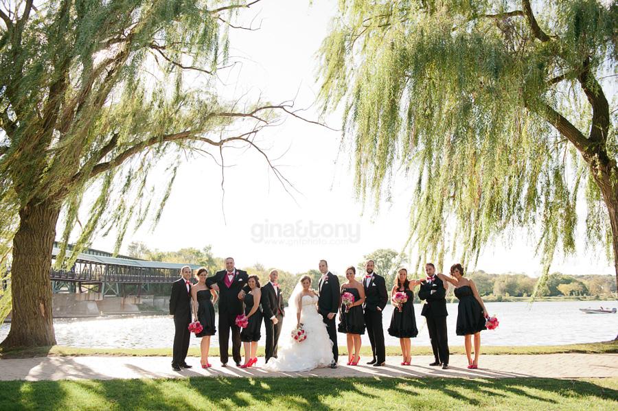 Heather Amp Scott Married Eagle Brook Country Club Geneva