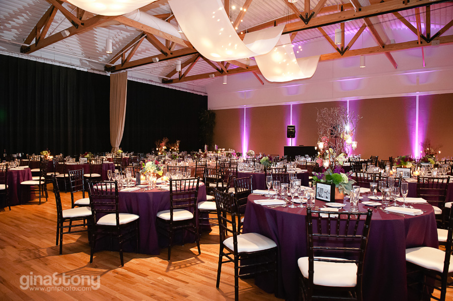 Chicago Wedding Photographers Arlington Heights Winter In Metropolis Ballroom