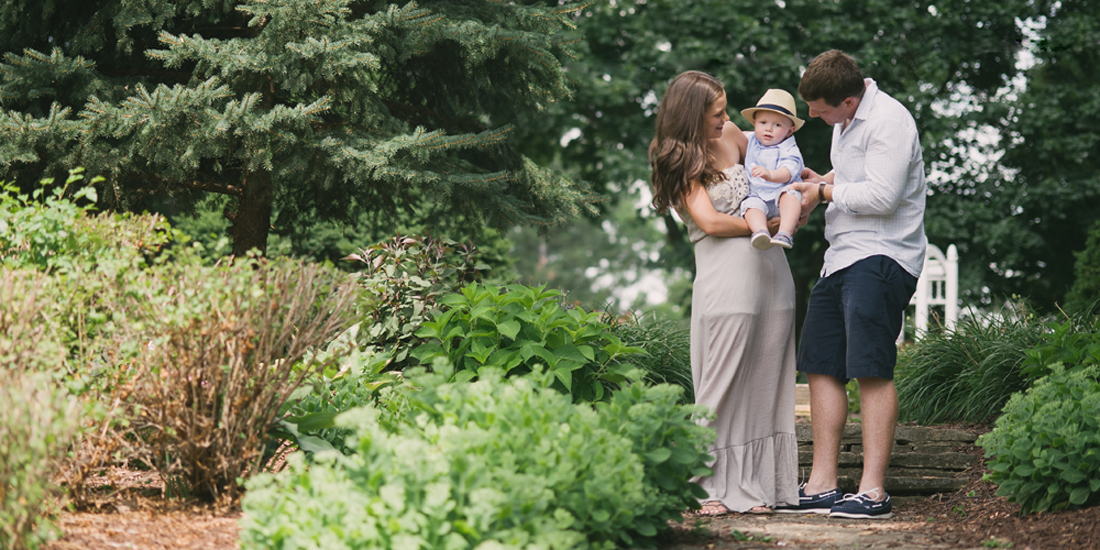 one year old sessions // chicagoland family portraits