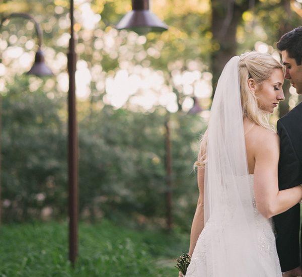 ashley + tom | married // hyatt lodge oak brook wedding