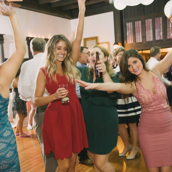 stephanie + mitch | married // chicago golf club wedding