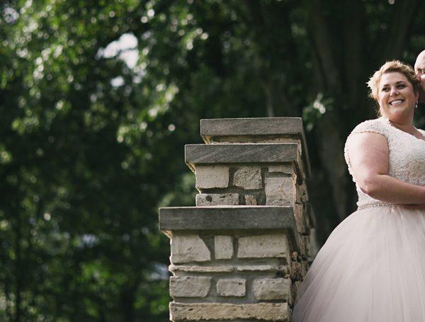 jessica + tim | married // stonebridge country club wedding