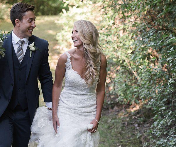 sarah + jeff | married // backyard wedding in coal city, il