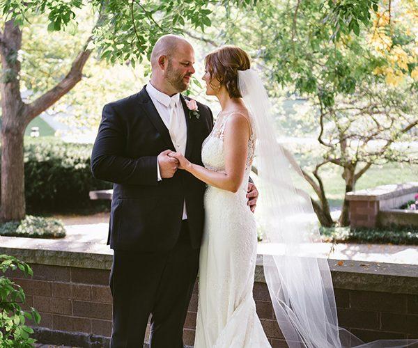 jessica + joe | married // makray golf club wedding, barrington