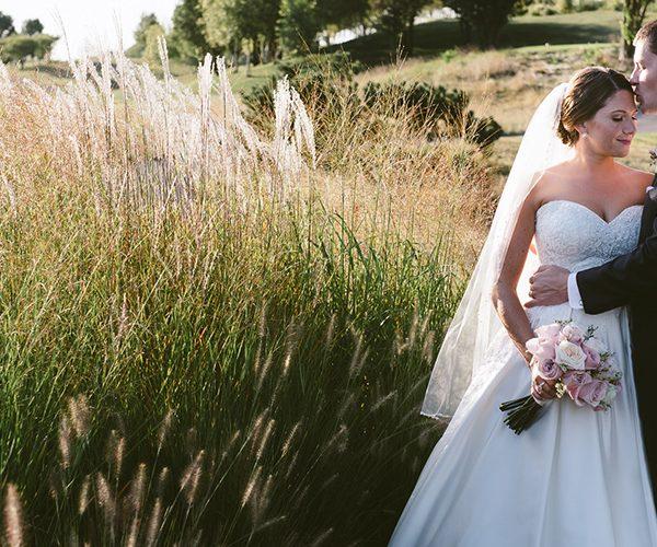 ashley + brian   married // makray golf club wedding, barrington